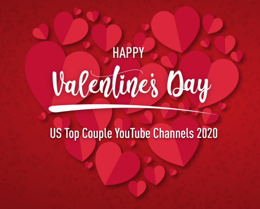 1. US Top Couple YouTube Channels 2020