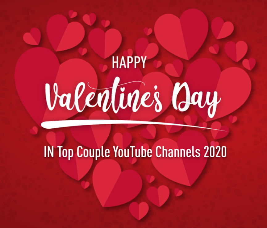 3.India Top Couple YouTube Channels 2020