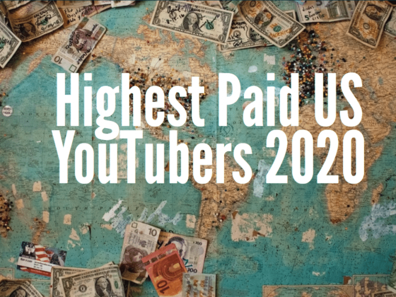 Highest Paid US YouTubers 2020